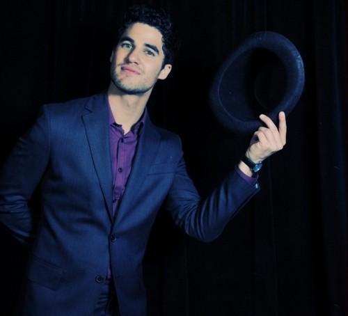 Darren At The Broadway.com Audience Choice Awards