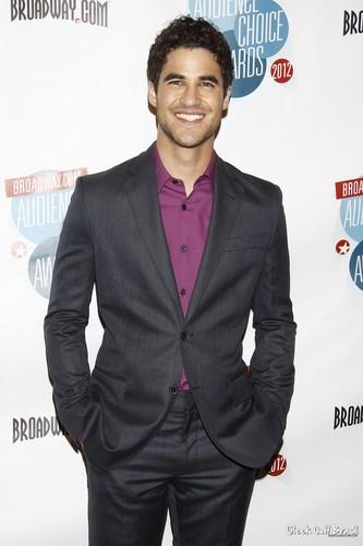 Darren Criss At The Broadway.com Audience Choice Awards