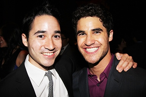 Darren and Chuck