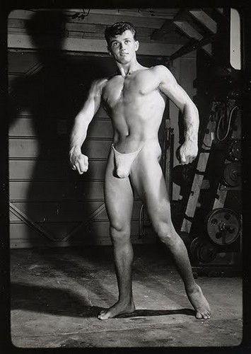 Darryl Powers - vintage-beefcake Photo