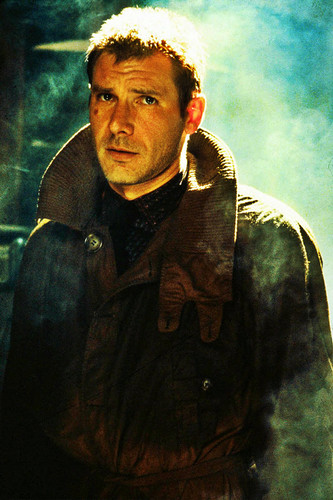 Blade Runner wallpaper titled Deckard