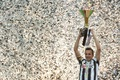 Del Piero last game in Juventus 2012