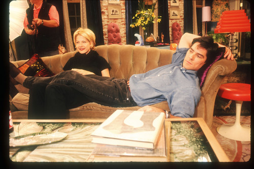Dharma & Greg wallpaper containing a living room, a family room, and a drawing room entitled Dharma & Greg