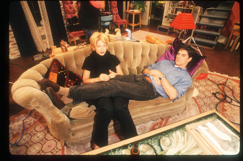 Dharma & Greg wallpaper containing a drawing room entitled Dharma & Greg