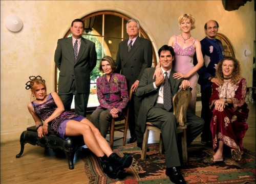 Dharma & Greg wallpaper with a business suit called Dharma & Greg