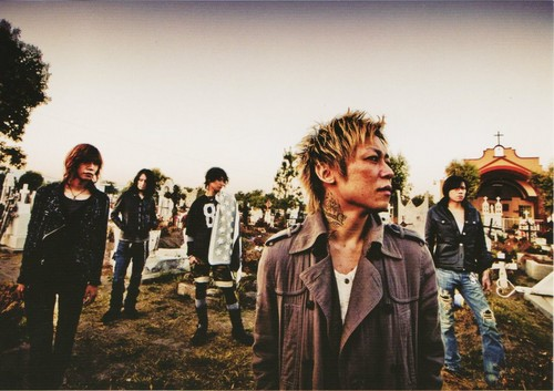 Dir en grey - Greed. overseas documentary  - dir-en-grey Photo