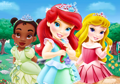 Disney Little Princesses