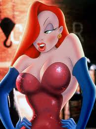 Disney Princess-Jessica Rabbit