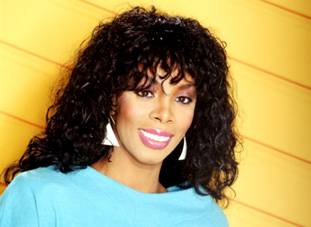 how tall is donna summer
