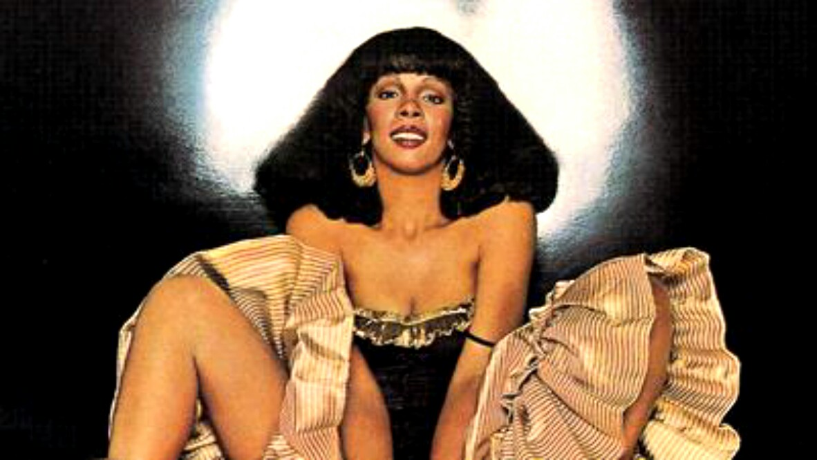donna summer – hot stuff скачать