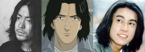 Dr. Tenma look-a-likes
