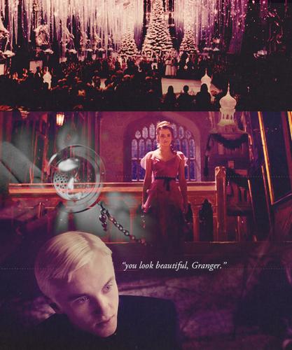 dramione fan Art