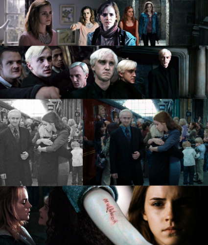 Hermione Granger wallpaper entitled Dramione