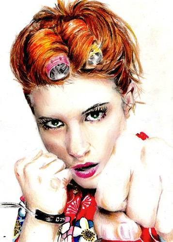 Drawings of Hayley - hayley-williams Fan Art