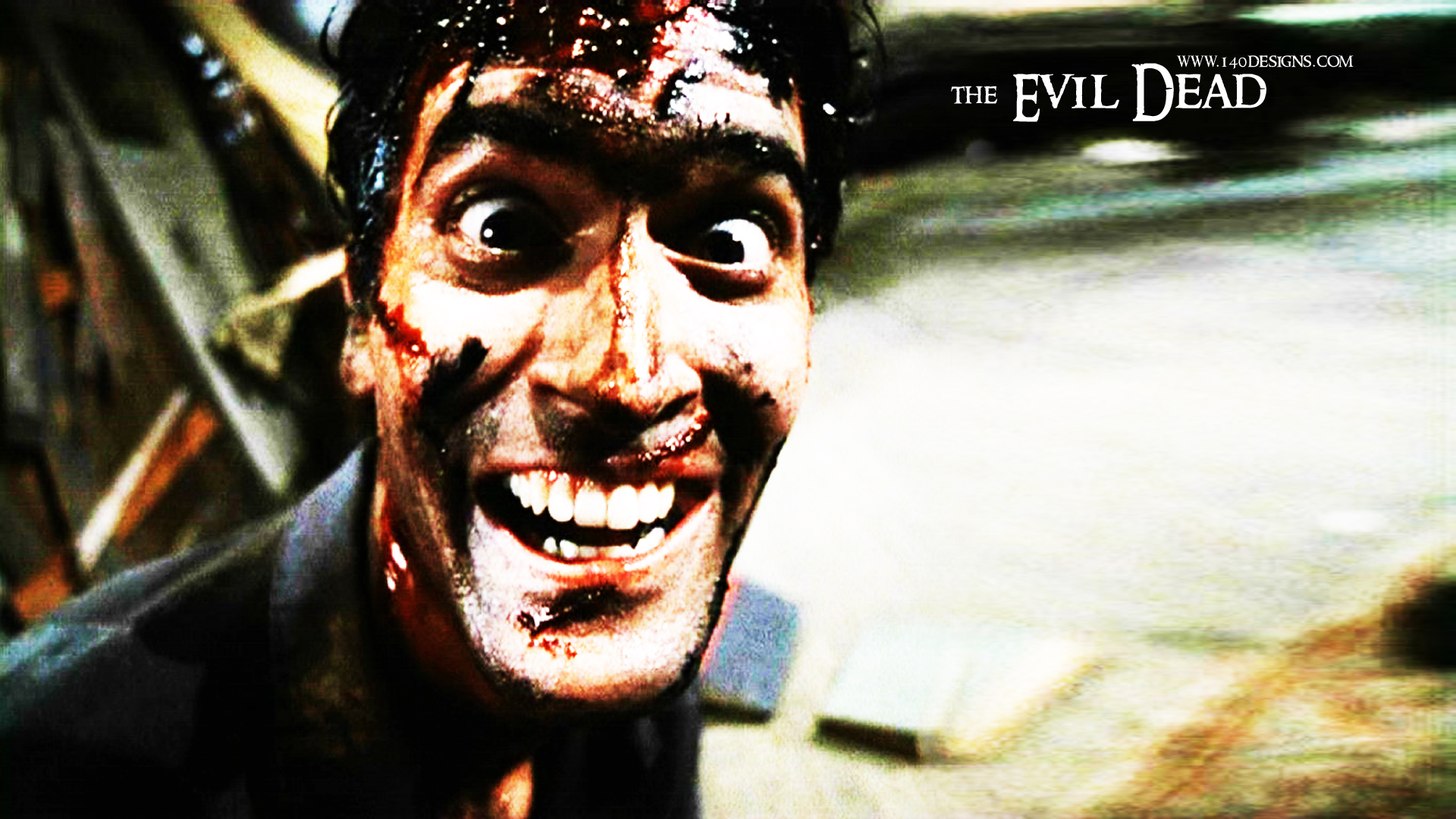 Evil Dead images EVIL DEAD BY MRF...GROOVYYYYY! HD wallpaper and ...