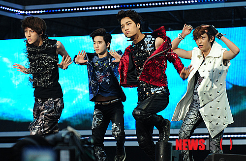 EXO-K @ Dream concerto