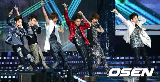 EXO-K @ Dream концерт
