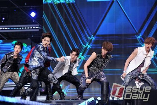 EXO-K @ Dream Concert - exo-k Photo