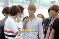 EXO-M & EXO-K at Incheon International Airport
