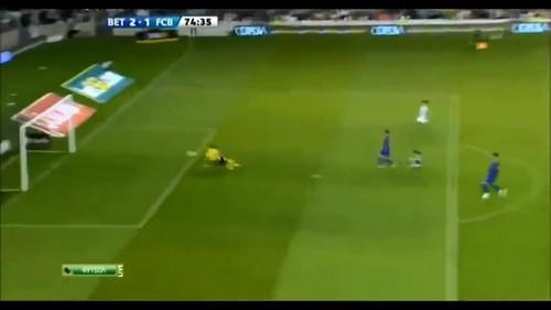 FC Barcelona vs. Real Betis (2-2)