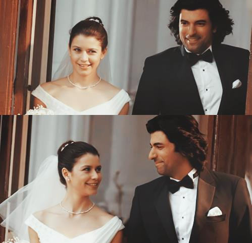 Fatmagül'ün Suçu Ne hình nền probably containing a dress suit and a business suit called FG & K wedding pics