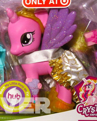 Fashion Style Cadance Toy!!!!!