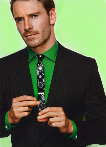 Michael Fassbender wallpaper containing a business suit and a suit entitled Fassy
