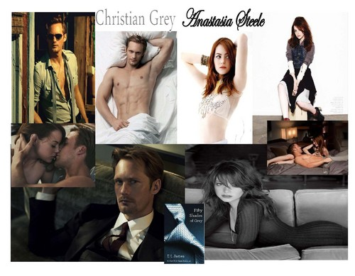 Fifty Shades of Grey - casting