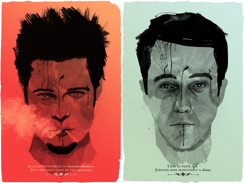 Fight Club wallpaper titled Fight Club