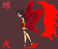 Fire Butterfly - total-drama-island fan art