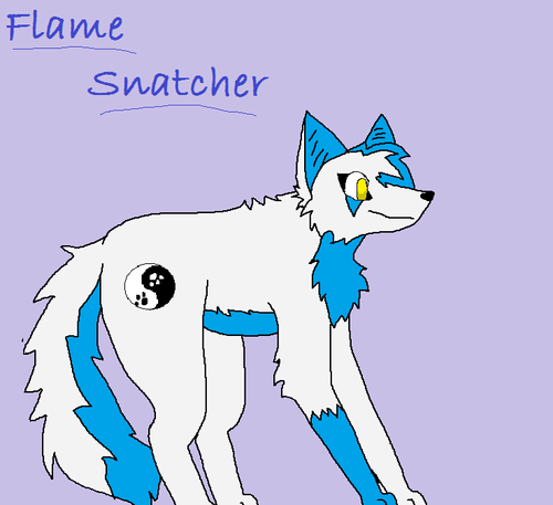 Flame Snatcher - fans-of-pom Fan Art