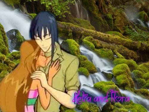 Flora and Helia