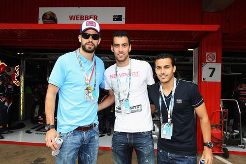 G. Pique (Spanish GP)