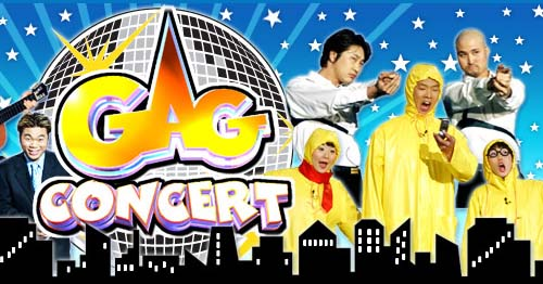 Gag show, concerto