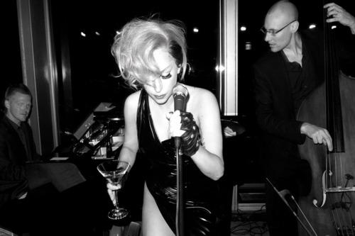 Gaga in Tokyo (by Terry Richardson)