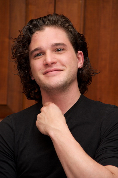 Game of Thrones Press Conference- Kit Harington