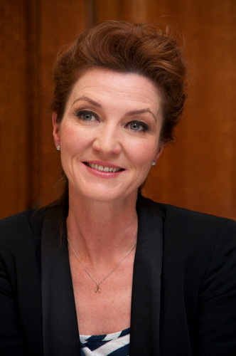 Game of Thrones Press Conference- Michelle Fairley