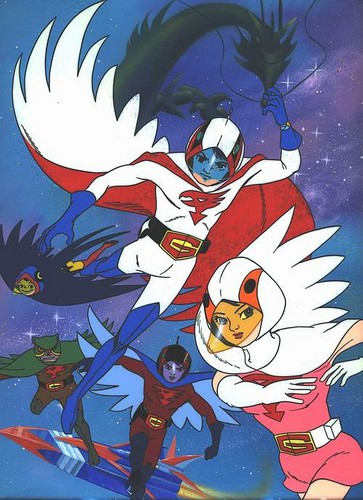 Gatchaman - anime Photo