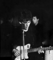 George Harrison in Hamburg 2