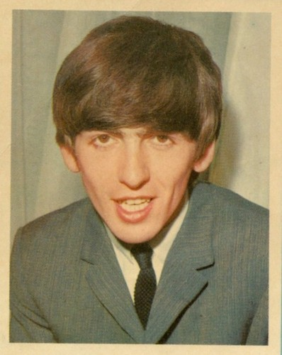 George Harrison wallpaper possibly containing a business suit and a suit entitled Georgie