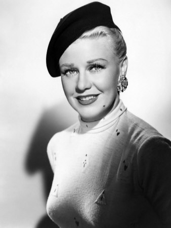 ginger rogers bio