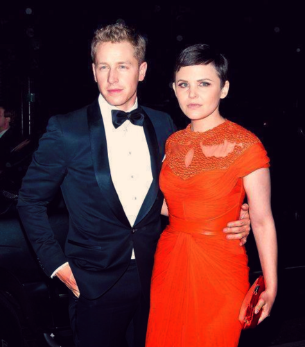 Ginnifer Goodwin & Josh Dallas are officially a couple! - once-upon-a-time Fan Art