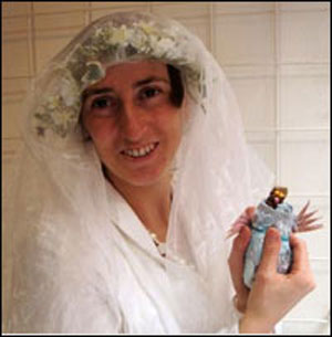 Giuseppina Pasqualino di Marineo -Pippa Bacca (9 December 1974 — 31 March 2008)