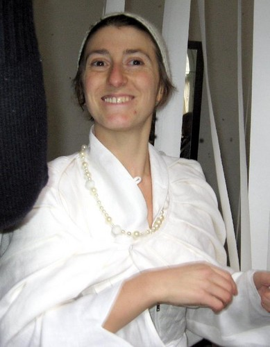 Giuseppina Pasqualino di Marineo -Pippa Bacca (9 December 1974 — 31 March 2008)
