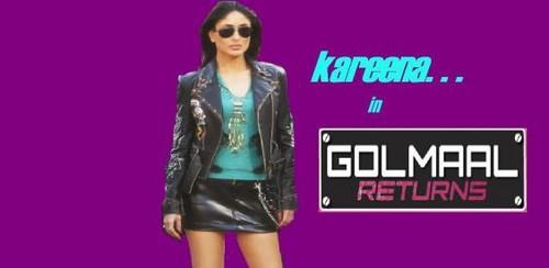 Golmaal returns
