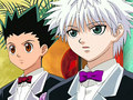 Gon and Killua - hunter-x-hunter photo