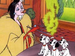 Good Villains-Cruella De Vil - disney Photo