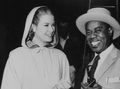 Grace Kelly & Louis Armstrong