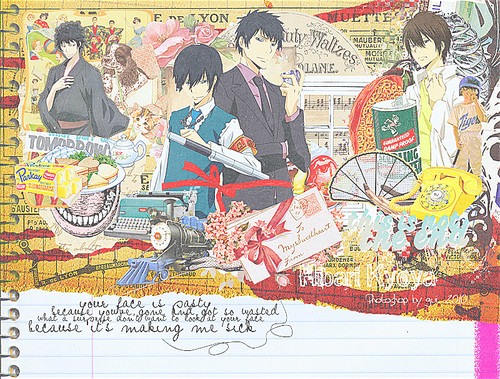 Hibari Kyoya wallpaper with anime called HPBD Hi-chan!!!