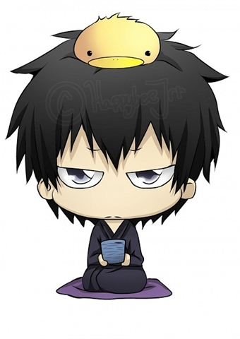 Hibari Kyoya wallpaper entitled HPBD Hi-chan!!!